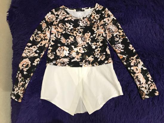 Блузка на осень Xs  400 руб