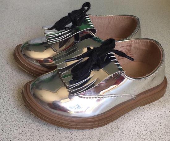 Туфли Зара , 21 размер ,400 руб