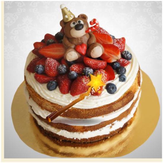 Детские тортики вкусные и красивые