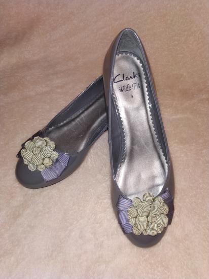 Туфли 36 размера из искусственной
