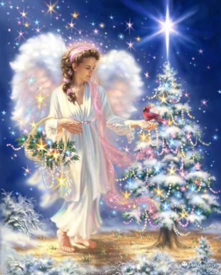 Девочки С Рождеством нас :) пусть