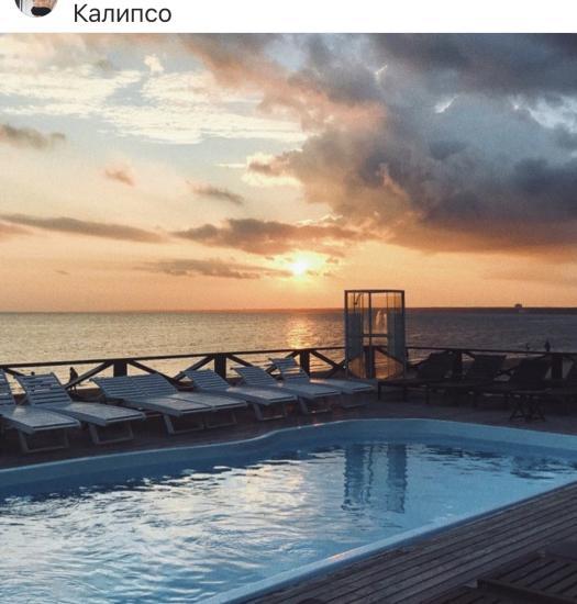 Курорты с открытым бассейном во