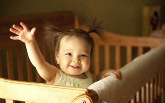Всем доброго утра) не дал малыш