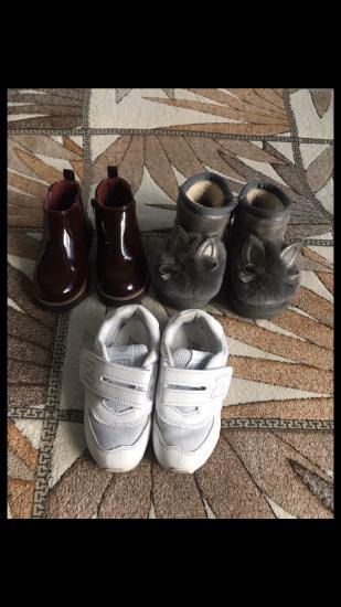 Обувь 22 размера, по 500₽, за все