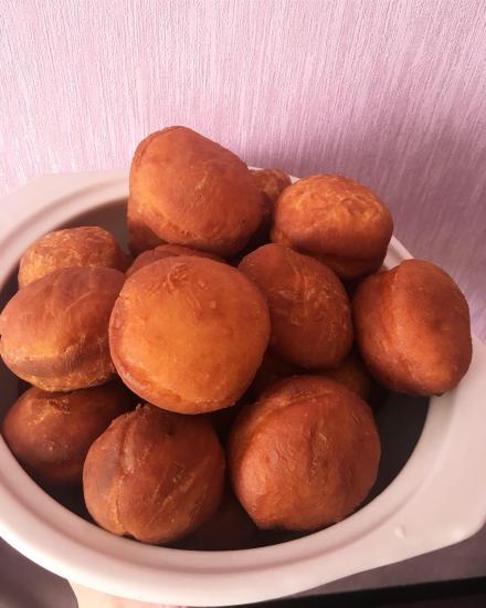 Мини пончики 🍩 😍 Пышные, мягкие