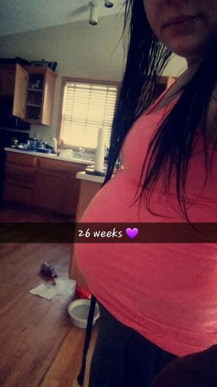 26 weeks with my second child!