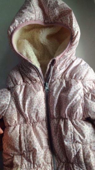 Курточка для дівчинки 18-24міс 200грн
