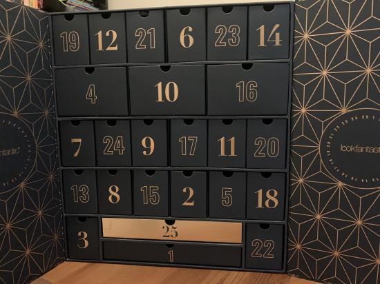 Пришёл мой адвент Календарь...осталось
