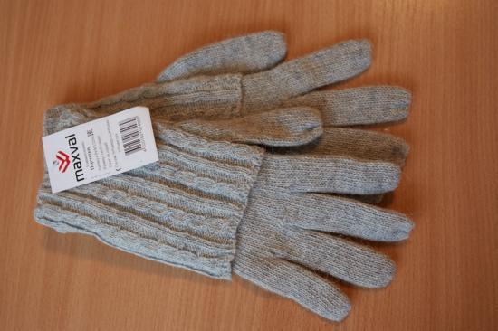 Продаю новые перчатки светло-серые. ⠀ Состав: