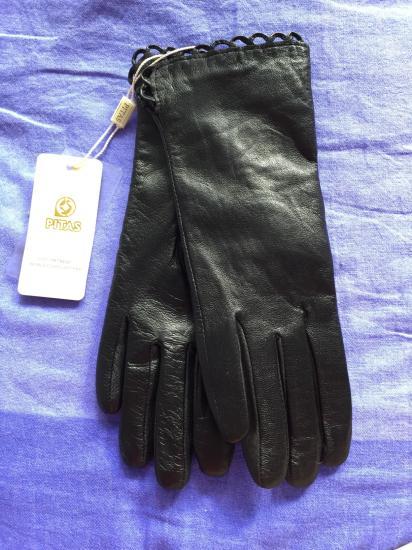 Новые женские перчатки, натуральная