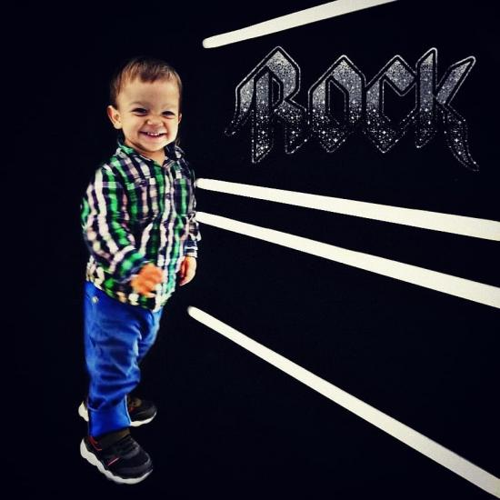 Rock Ro🖤 Еле еле выбрались с концерта🖤🖐🏻