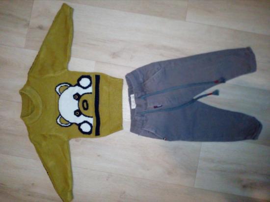 Штаны - 100 грн. Утепленные, носили
