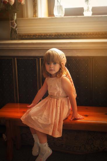 Фотограф на Таинство Крещения.