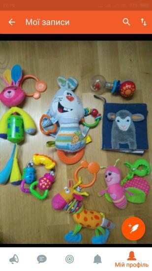 💓💓💓Фірмові іграшки.  Набором, або