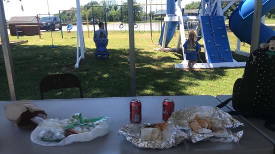 Taco's & park days 🥰☀️