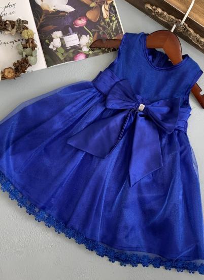 Платье нарядное) Спинка на молнии. Рост