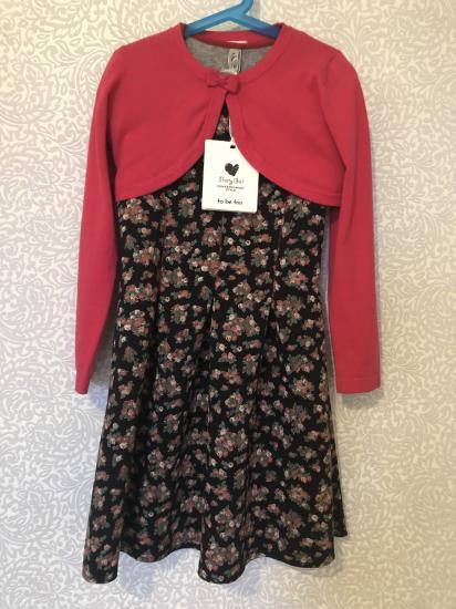 Платье новое с биркой  На рост