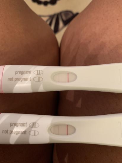 Guyssss!!!!!! Am I pregnant ??!?!