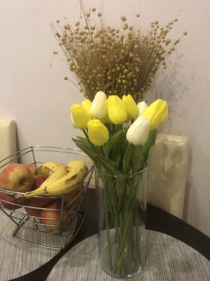 Цветочки с али. Тюльпаны. Прям