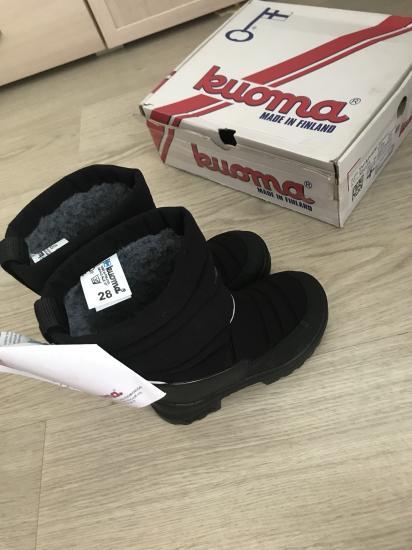 Продам Ботиночки Куома , Финляндия