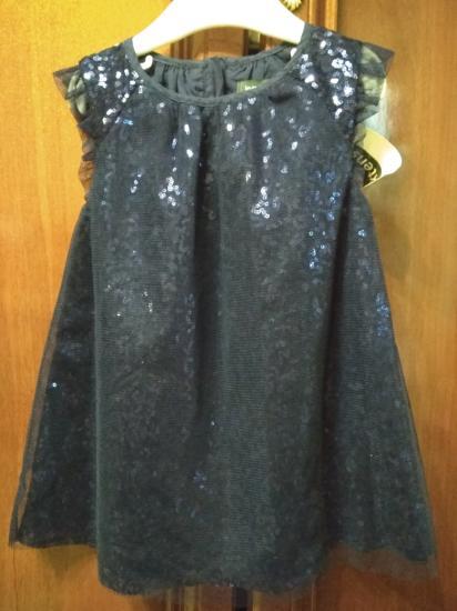 Новое нарядное платье 86. 700р