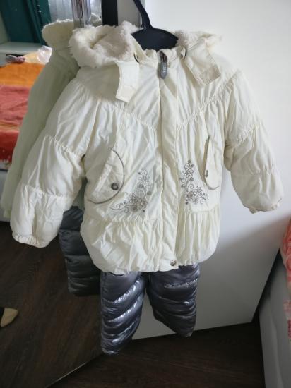 Зимний костюм 2-3 года lenne куртка