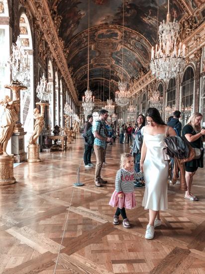 Париж с ребёнком!  Позади 8 восхитительных