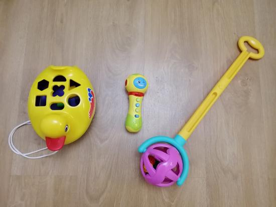 Наши ровесники с какими игрушками