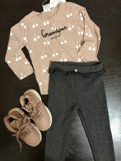 лосины Zara 104 размер-600₽ Ботинки