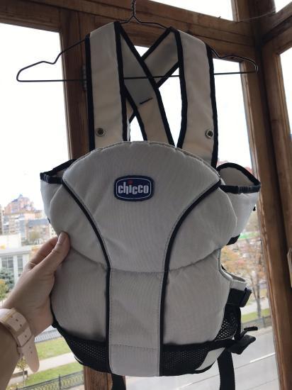 Рюкзак переноска кенгуру  Chicco