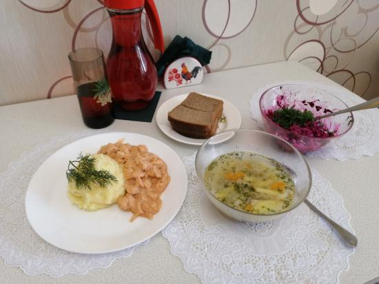 А вы, что готовили сегодня 😁?  Вдохновите