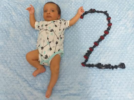 Emil's 2 month