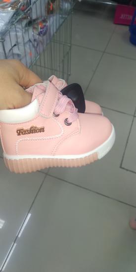 Новые ботиночки на девочку 20 23