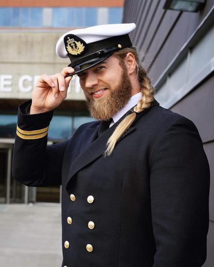 Військовослужбовець норвезького