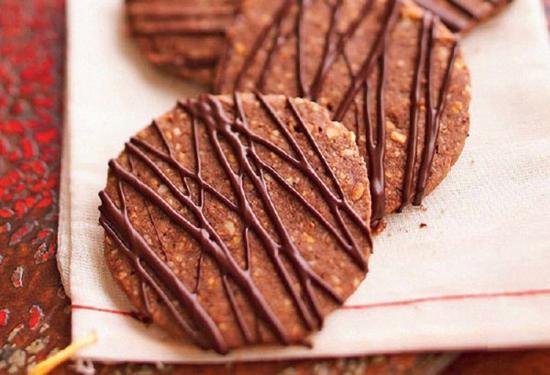 Шоколадное печенье  Ингредиенты Сахар