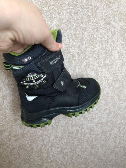 Ботинки зимние,капика,25 размер,носили