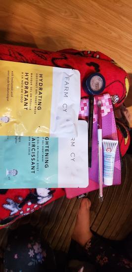Ispy bag came on time!!!
