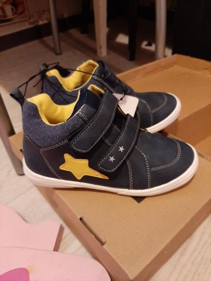 Новые ботинки на мальчика 31 размер.