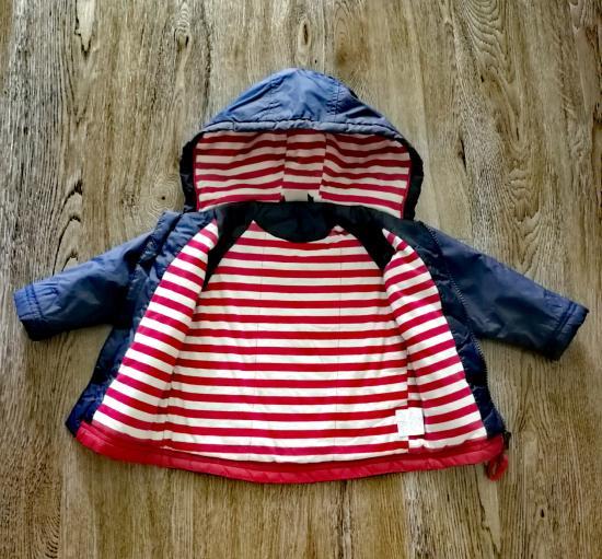 Куртка-ветровка новая, размер 80,