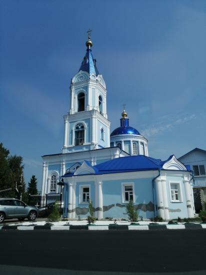 Мы сегодня попутешествовали в Борисовский