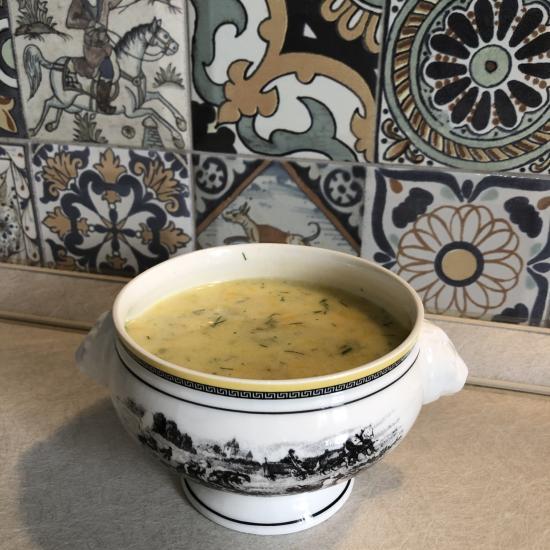 Поделюсь с вами нашим любимым супом