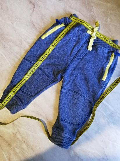 Фирменные штанишки из плотного