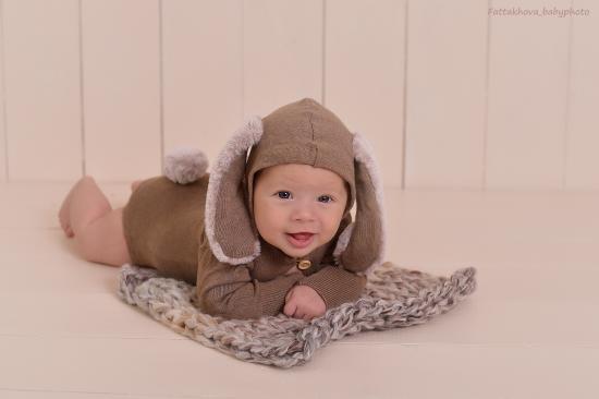 Фотодни для малышей от 3 до 12