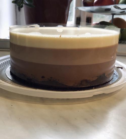Решила приготовить тортик! Очень