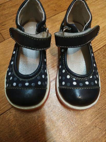 Ортопедические туфли 21 размер.