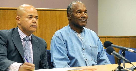 O.J. Simpson will be released from