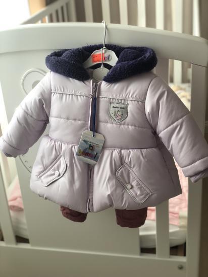 Комплект куртка и штаны утеплённые